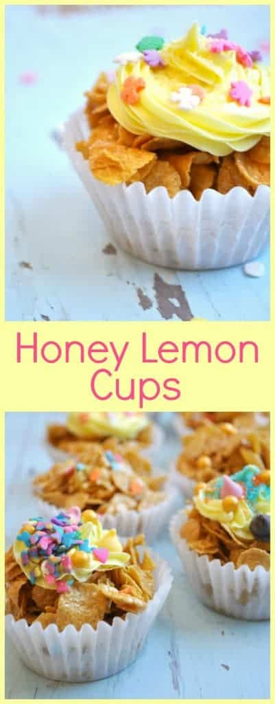 Honey Lemon Cups 1