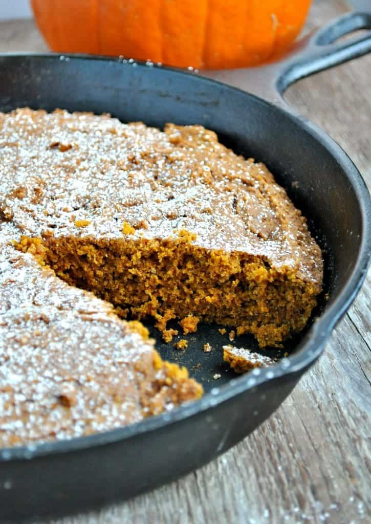 2 Ingredient Pumpkin Gingerbread 7