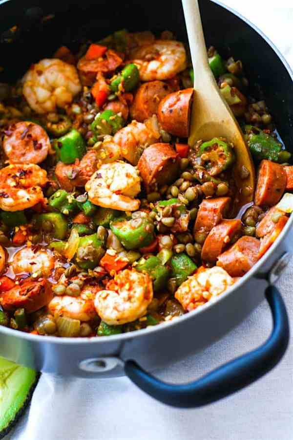 So many delicious options in this round-up of 30+ Favorite Seafood Recipes!