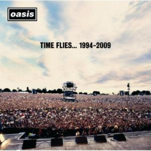 oasis time flies 1994 20091