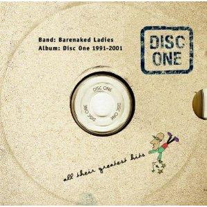 barenaked disc one