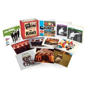 kinks mono box