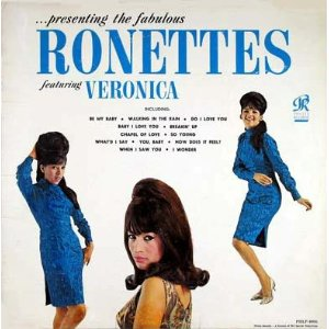 presenting ronettes