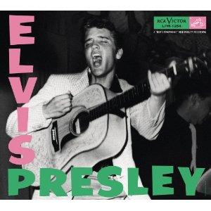 elvis presley 19561