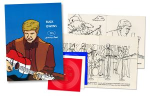 buck owens coloring book1