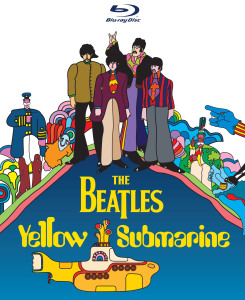 the beatles yellow submarine blu ray cover art2
