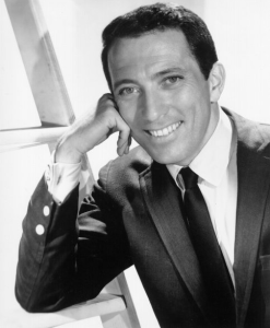 andy williams bw
