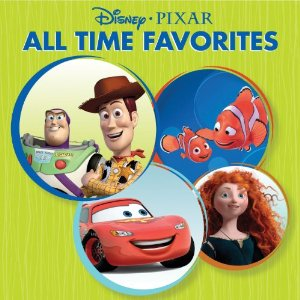 disney pixar favorites