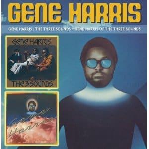 Gene Harris - Three Sounds Two-fer