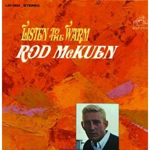 Rod McKuen - Listen