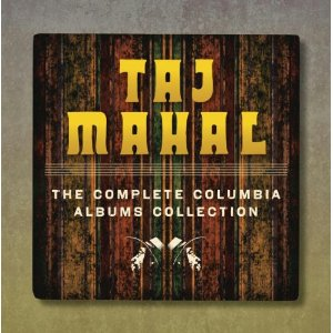 Taj Mahal - Complete Albums Collection Cover