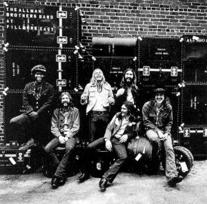 Allman Brothers - Fillmore East