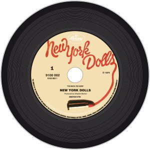 New York Dolls - Too Much CD Face