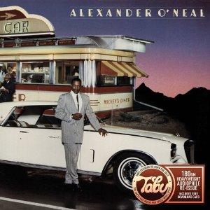 Alexander O'Neal vinyl