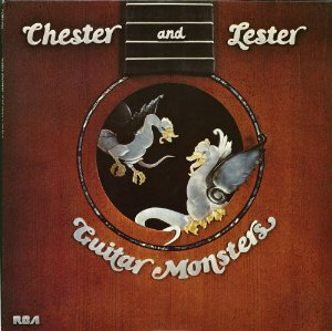 Chester and Lester - Guitar Monsters