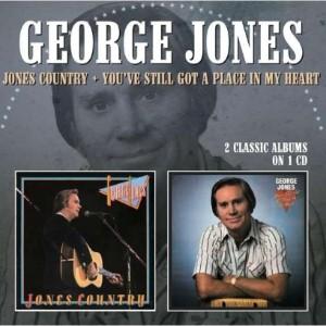 George Jones - Jones Country Two-Fer