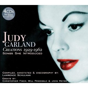 """Review: Judy Garland, """"Creations 1929-1962: Songs She Introduced"""""""