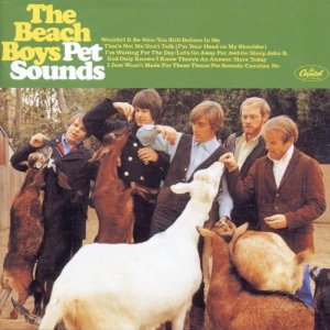 Beach Boys Standard Pet Sounds