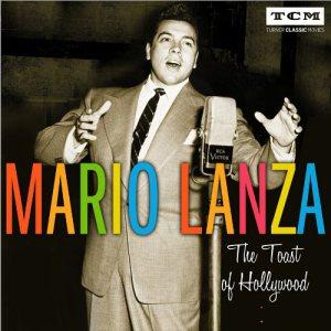 mario lanza toast of hollywood
