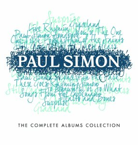 paul simon complete cover