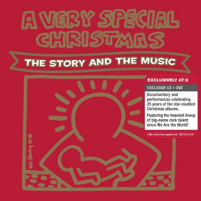 A Very Special Christmas.Merry Christmas Baby A Very Special Christmas Reissued