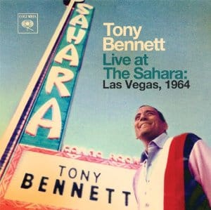 tony bennett live at the sahara