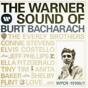 warner sound of bacharach