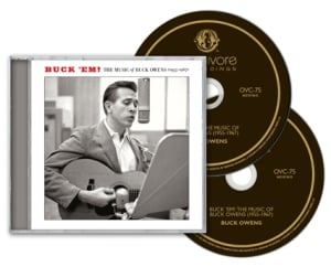 """Holiday Gift Guide Review: Buck Owens, """"Buck 'Em!  The Music of Buck Owens"""""""
