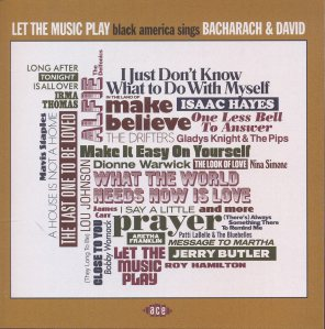 """Ace's """"Black America Sings Bacharach and David"""" Features Dionne, Aretha, Cissy, Nina and More"""