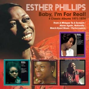 Esther Phillips - Baby I'm for Real