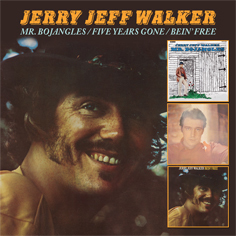 jerry jeff walker mr bojangles 3 fer