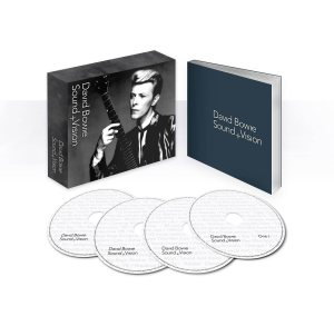 Bowie - Sound and Vision Contents