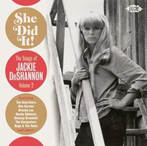 Jackie DeShannon - She Did It