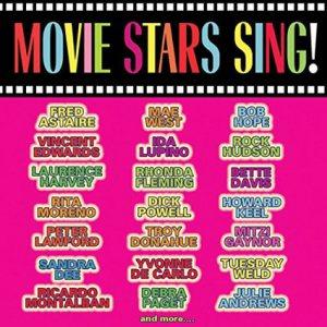 Movie Stars Sing
