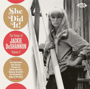 jackie deshannon she did it