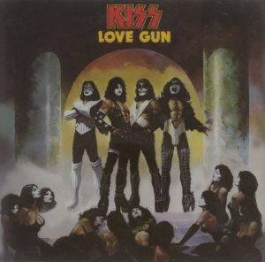 Kiss - Love Gun