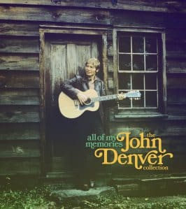 john denver all of my memories