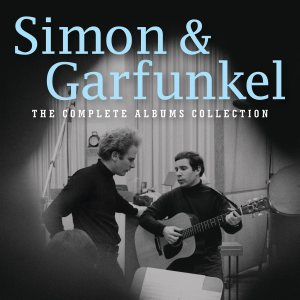 simon and garfunkel albums cover