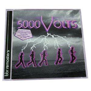 5000 volts1