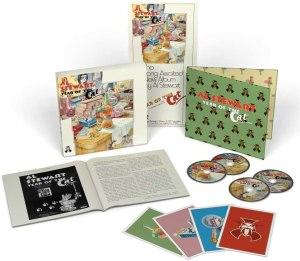 Al Stewart Year of the Cat Box Set
