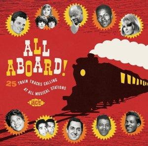 All Aboard - Train Tracks