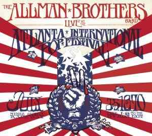 Allman Brothers Atlanta Pop