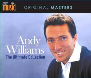 AndyWilliams UltimateCollection Inlay