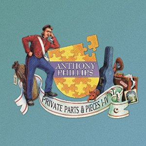 """Anthony Phillips' """"Private Parts and Pieces"""" Revealed On New Box Set"""