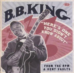 BB King Heres One