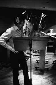 BJ Thomas in the Studio