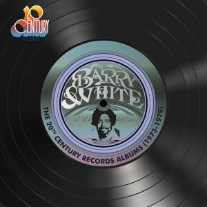 Barry White 20th Century Albums