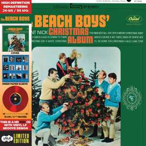Beach Boys Christmas Album Culture Factory