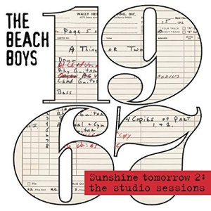 Beach Boys Sunshine Tomorrow 2 Studio