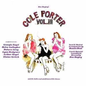 Ben Bagleys Cole Porter Vol 3
